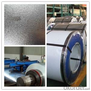 Zinc Aluzinc Coated galvanized steel sheet coil For Metal Roofing