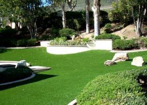 Multiuse Artificial grass in house yard or garden