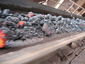 ST  EP  NN  Heat resistan rubber conveyor t belt