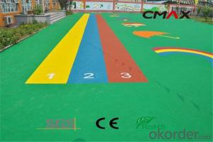 Artificial Grass for Kindergarten  HOT Sell and High Quality