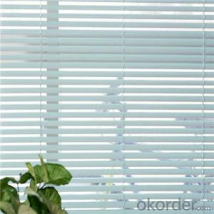 89mm perforated aluminum slat for vertical blinds