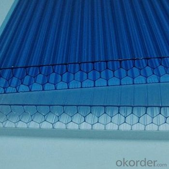 Buy Twin Wall Polycarbonate Hollow Sheet Good Quality And