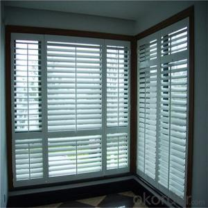 Glass Window External Blinds Fabric One Way Vision Curtains