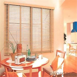 Environment friendly bamboo window curtain/roller blinds