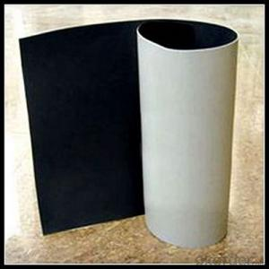 Polypropylene Polyvinyl Chloride Smooth Geomembrane Roll