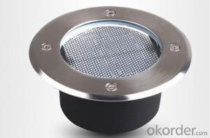 Factory Ce Rohs Approval Solar Led Ground Light
