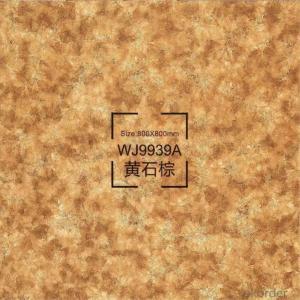 Jin Gangwei SPAR 800 x800 floor tile manufacturers selling popcorn