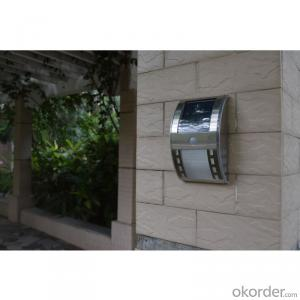 Decoration Solar Wall Lighting for Outdoor Decoration