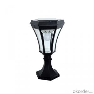 Chinese Solar Wall Lamp for Outdoor Decoration