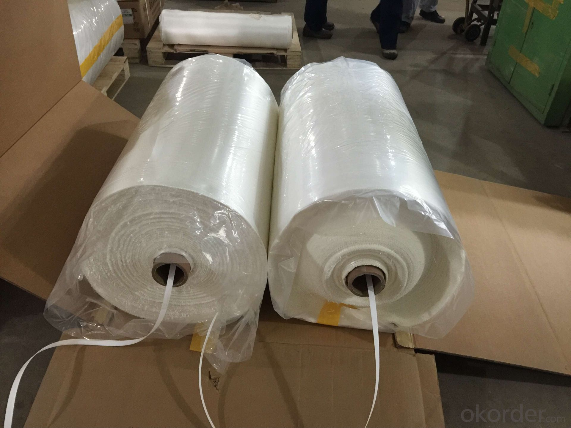 Buy 18oz Silica Fiberglass Cloth Resisting 1000c For Heat