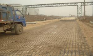 Reinforcement and Separation Fiberglass Geogrid with Good Quality in Civil Engineering Construction