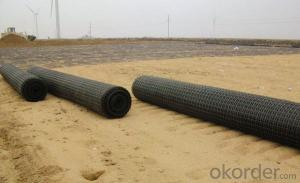 Light Weight Fiberglass Geogrid of Civil Engineering Products