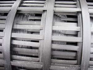 Biaxial Geogrid of Civil Engineering Products Used in Dikes