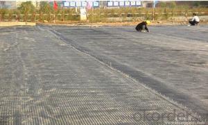 Fiberglass Polypropylene Geogrid in Civil Engineering Construction