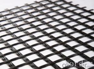 High Modulus Geogrid of Civil Engineering Products  with Low Elongation Made in China