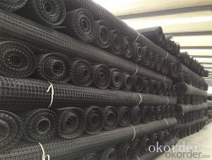 Reinforcement High strength Geogrid of Civil Engineering Products in Road Construction