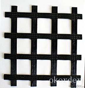 Fiberglass Geogrid with Low Elongation Made in China
