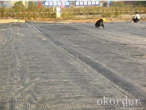 Light Weight Fiberglass Polypropylene High strength Geogrid Made in China