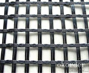 High Modulus Fiberglass Geogrid with High Tensile Strength Made in China
