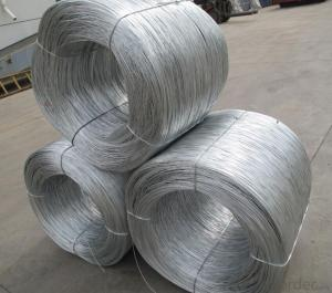 Galvanized Binding Wire for Saudi Arabia/Galvanized Tie Wire