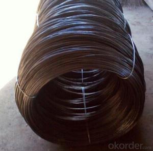 Soft Tie Wire Black Annealed Iron Wire China Supplier