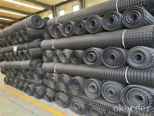 High strength Geogrids with Highest Quality Made in China