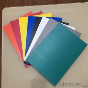 PVC expanded board/PVC foam sheet/PVC plastic sheet