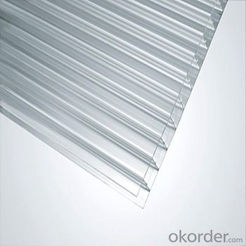 Buy Pc Hollow Sheet Polycarbonate Roofing Sheet Price Size