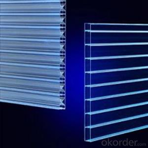 PC Light Diffusion Sheet/four Wall PC Hollow Sheet