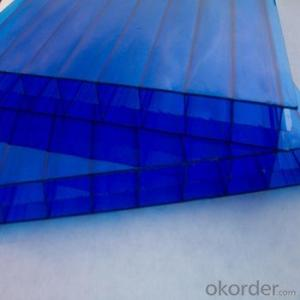 Hollow Polycarbonate SheetPc Hollow Sheet