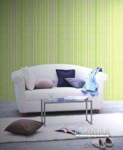 PVC Wallpaper  Washable for Kids Bedroom From Guangzhou