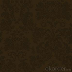 3D Non-woven Waterproof Wallpaper Made in China