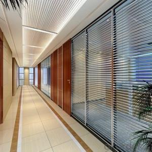 Motorised Vertical Blinds for Large Window/Heat Resistant Vertical Blinds