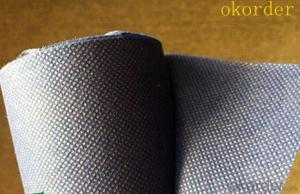 Civil Woven Geotextiles Fabric for Road Construction