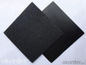 High-Density Polyethylene Geomembrane Environmental Engineering