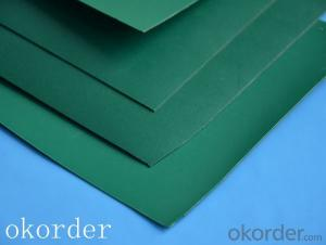 Waterproof Membrane Polypropylene Smooth Geomembrane Price