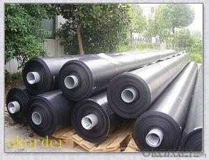 Smooth Geotextile Membrane Waterproof Membrane for Sale With Factory Price
