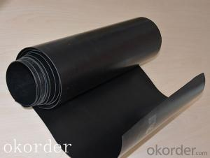Smooth Geomembrane Polypropylene Waterproof Membrane