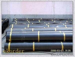 High-Density Polyvinyl Chloride Hdpe Geomembrane Waterproof Membrane Roll