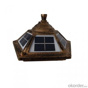 Solar LED Lamp Post for Indoor and Outdoor Home Lawn Garden Wedding  Patio  Party and Holiday