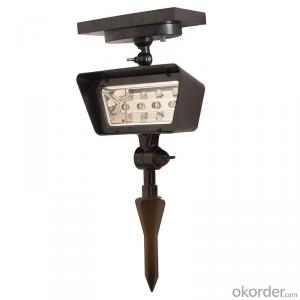 UL Listed Solar Spot Light with Cheap Price and High Quality