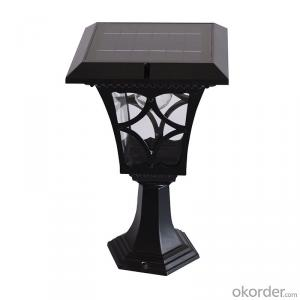 Garden Solar Lamp Post Solar Fence Light Solar Wall Light