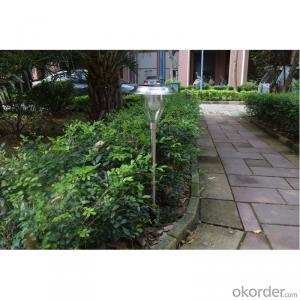 OEM Factory Solar Garden Light with Good Quality