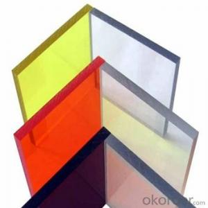 Roofing Sheets/Sunglasses Polycarbonate/ Bed Sheet
