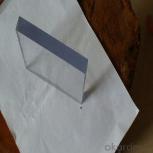 Polycarbonate PC Solid Sheet Used for Shading