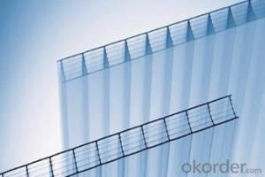 Polycarbonate Roofing Sheet/PC Light Diffusion Sheet