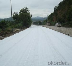 Polyester Geotextile Fabric used in Road Construction in China
