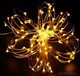 Fairy Light Flexible Led Mini Copper Wire String Lights Led Christmas Lights