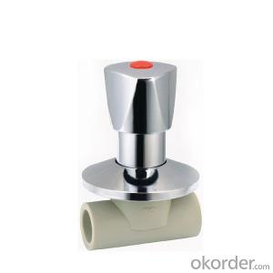 New  luxurious stop valve  with  Good  Quality  Made  in  China