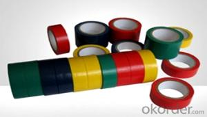 PVC adhesive tape  reflective barrier  for warning
